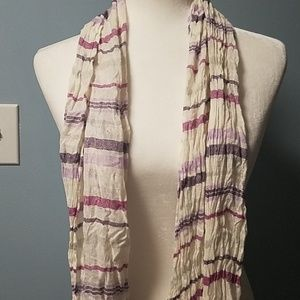 Accessories - Shades of Purple Scarf